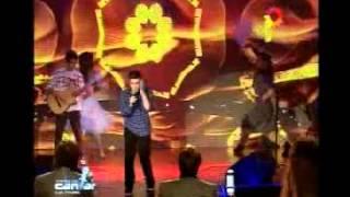 """Ramiro Hittaller - """"Zamba para no morir"""" - Soñando por cantar - 03/08/13"""