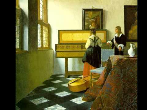 J. S. Bach - Musical Offering BWV 1079 Trio sonata (2d mvt) Allegro