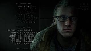 Until Dawn best ending, they all live!