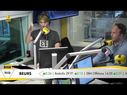 Interview BNR Radio   The succes of the sharing economy (Dutch)