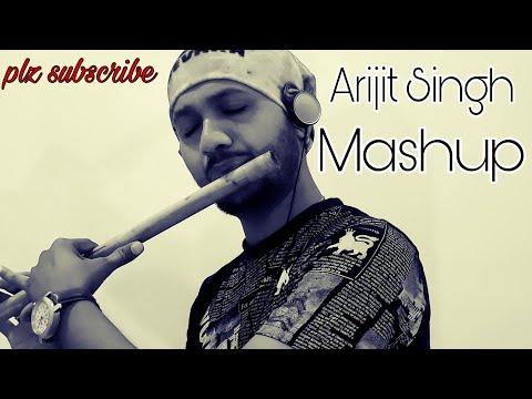 Flute Mashup | Arijit Singh Medley on flute | Instrumental | Flute cover | Nishant Flute