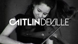 Bailando (Enrique Iglesias) - Electric Violin Cover | Caitlin De Ville