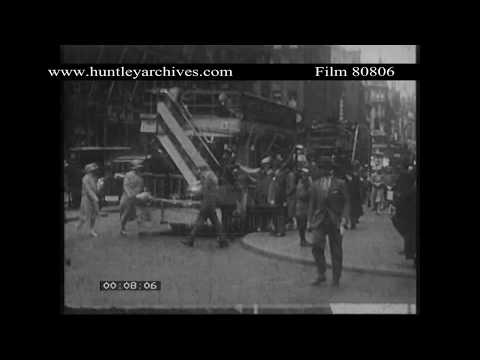 Berlin late 1920's amteur home movie.  Archive film 80806