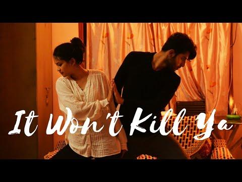 The Chainsmokers-It Won't Kill Ya ft. Louane | Tejasman Talukdar & Doreen Bora | Dance Cover