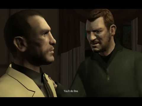 GTA 4   Mission #53 -  I Need Your Clothes, Your Boots, And Your Motorcycle