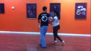 Tampa Salsa Class On1: Level 2 - Island Touch Ladies Night