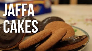 Secret Thoughts: Jaffa Cakes