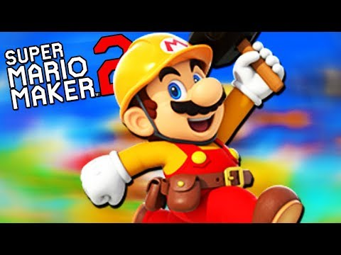 KYR SK1PPY! - Super Mario Maker 2 With The Crew!