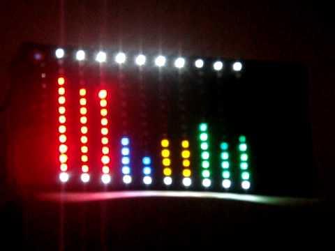 Анализатор спектра 12x10/