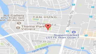 Cho Thuê Nhà Phố Nguyên Căn Khu Sầm Uất Him Lam Quận 7 Giá 60 Triệu/tháng