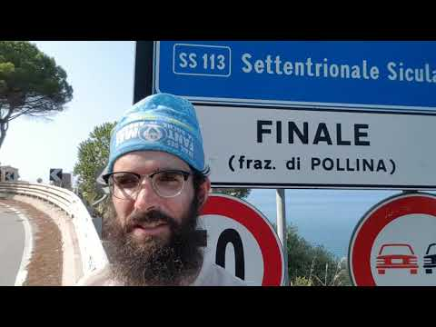 Day 110, Marathon 70: Santo Stefano di Camastra - Piana Calzata