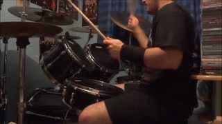 Download Lagu Cradle Of Filth Nemesis (Drum Cover) mp3