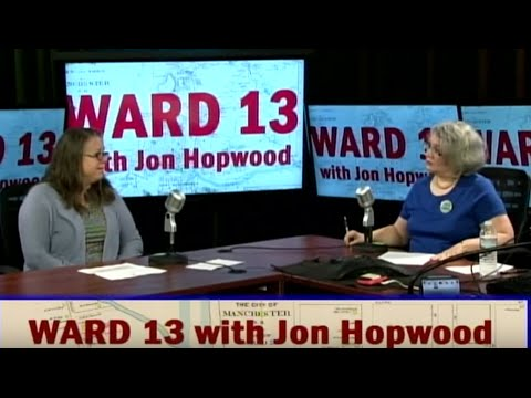 """Ward 13"" With Bonnie Wright of interviews Cathy Corkery of the Sierra Club"