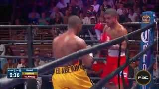 Fortuna vs Velasquez: HIGHLIGHTS: Sept. 29, 2015 - PBC on FS1
