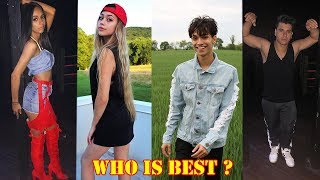 WHO'S THE BEST ? Stina Kayy And Ivanita Lomeli Vs Cyrus Dobre And Lucas Dobre - Girls Vs Boys Battle