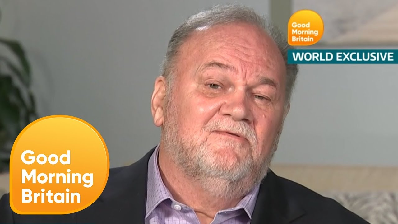 Prince Harry Told Thomas Markle to Give President Trump a Chance | Good Morning Britain
