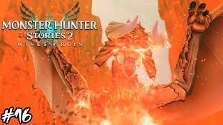 Monster Hunter Stories 2 - Part 16: Boss RAGE Diablos [モンスターハンターストーリーズ2]