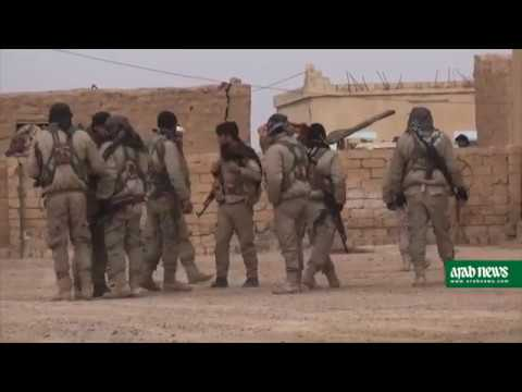 Joint Kurdish-Arab fighters continue to push toward Raqqa, Syria