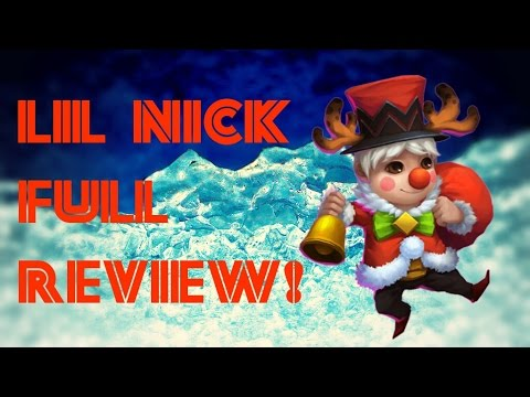 Castle Clash; LIL NICK FULL REVIEW + GAMEPLAY!