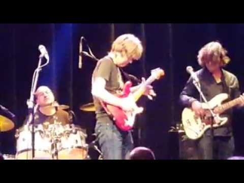 Zap - Eric Johnson and Arielle Live