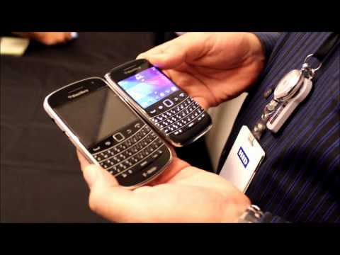 Hands-on tour of the BlackBerry Bold 9790