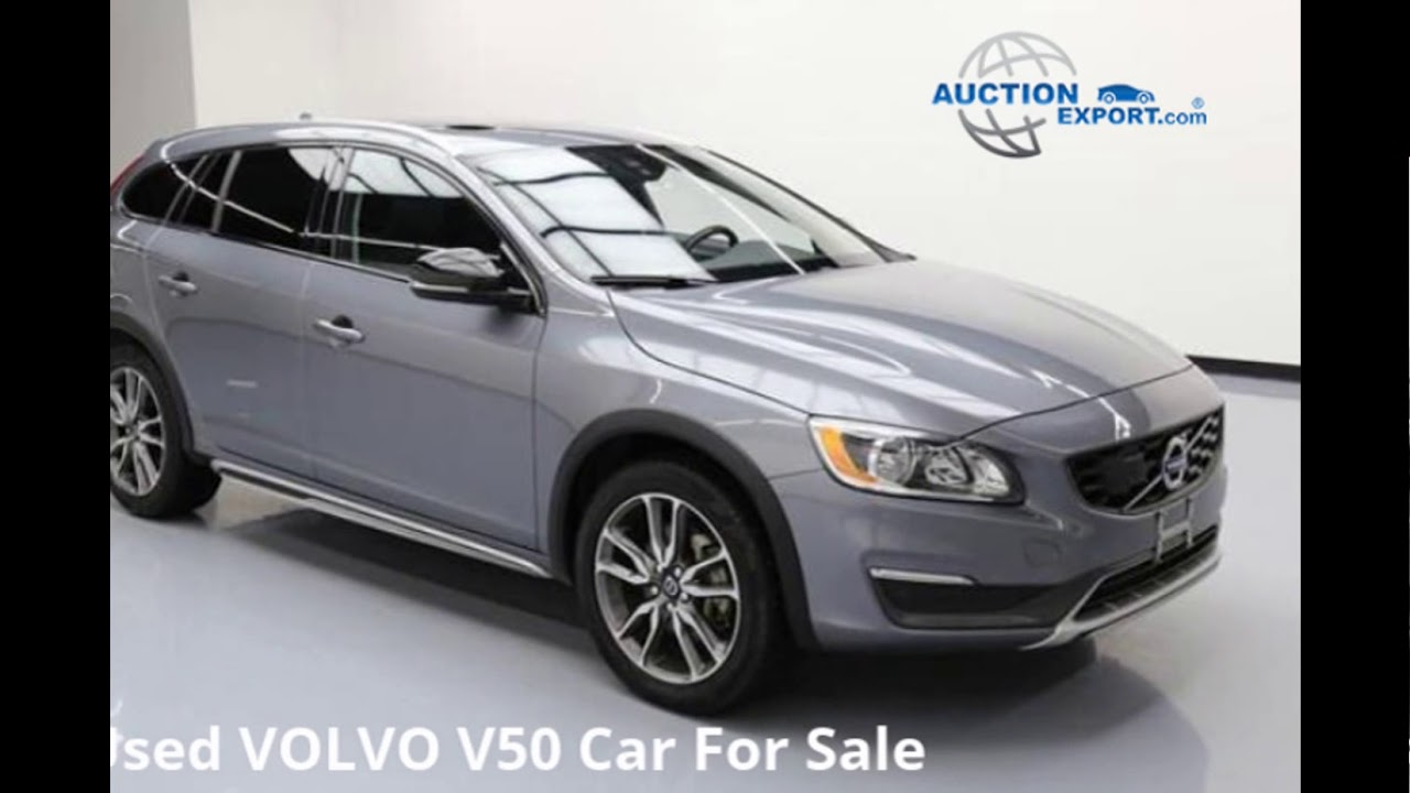Used Volvo V50 For Sale in USA, Worldwide Shipping - YouTube