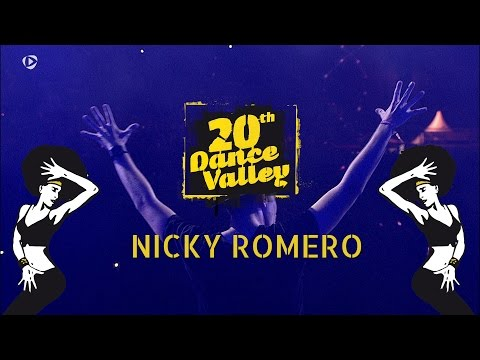 Nicky Romero 'Let me feel'! | Dance Valley 2014