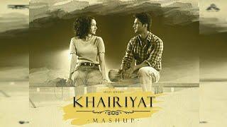 #smrecords #khairiyat #arijitsingh #chhichhore #ankittiwari #gururandhawa #bollywoodnewlovesongs #lovemashup