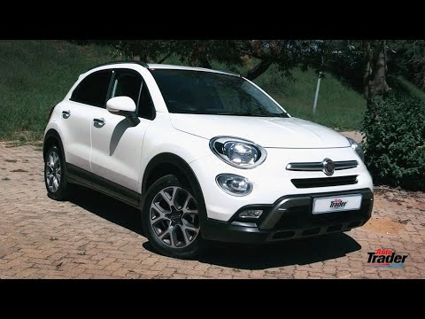 2016 fiat 500x 1 4t cross car review youtube. Black Bedroom Furniture Sets. Home Design Ideas