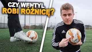 SEKRET RONALDO - STRZAŁ Z WENTYLA | Eksperyment - GDfootball