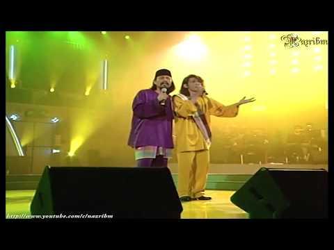 Jamal Abdillah & M. Nasir - Ghazal Untuk Rabiah (Live In Juara Lagu 97) HD