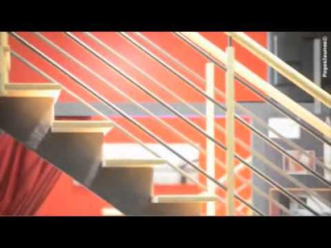 escaliers smt votre escalier design theix youtube. Black Bedroom Furniture Sets. Home Design Ideas