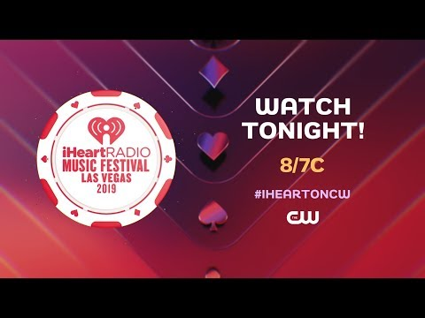 Chris Davis - REMINDER: Night number TWO of our iHeartRadio Music Festival TONIGHT!