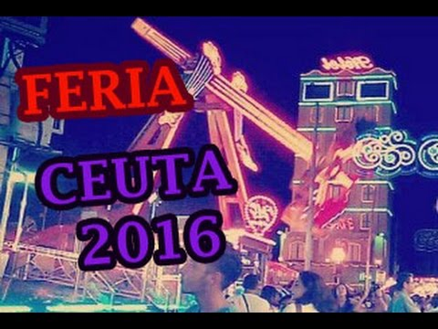 COMIENZA LA FERIA DE CEUTA 2016