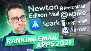 Ranking Email Applications for 2021 screenshot 5