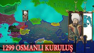 ANADOLU SELÇUKLU YIKILIŞ / OSMANLI KURULUŞ 1299 / 11. BÖLÜM