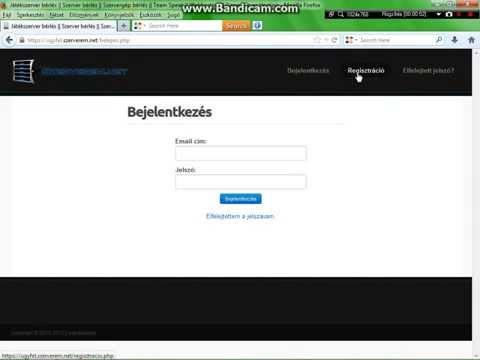 SZERVEREM NET Hosting Bemutatása!