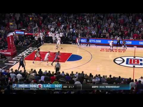 Memphis Grizzlies at Los Angeles Clippers - November 16, 2016