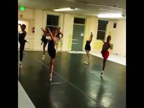 Winter Intensive 2016: Ballet Nouveau School