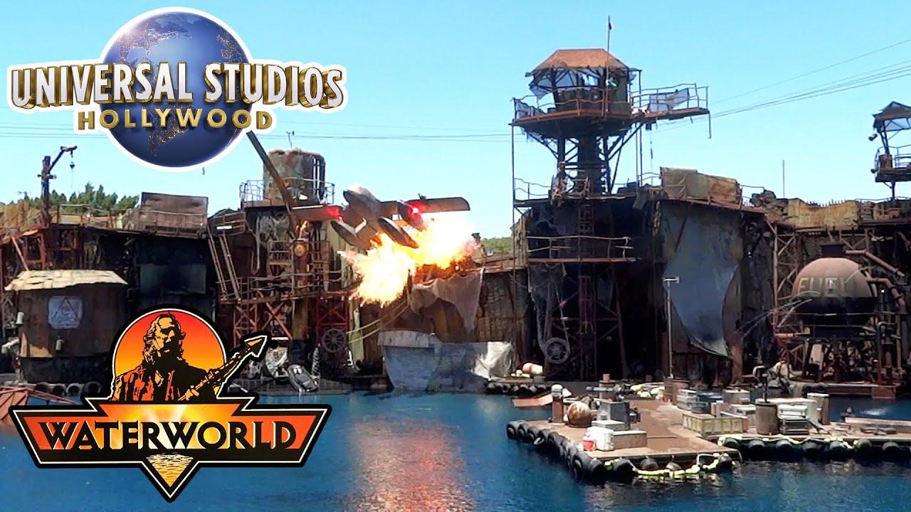 Download Waterworld FULL stunt show at Universal Studios Hollywood 2021