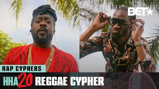 Beenie Man, Bounty Killer, Skip Marley & More Bring The Vibes With Reggae Cypher | Hip Hop Awards 20