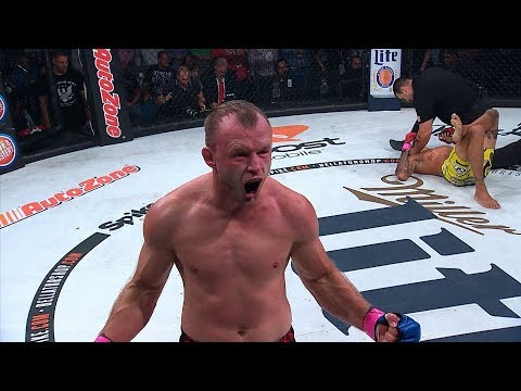Bellator 185: What to Watch | Alexander Shlemenko vs. Gegard Mousasi