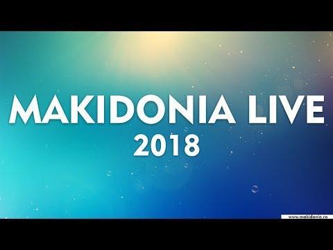 Makidonia Nunta LIVE
