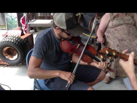 Burl Hammons' Cranberry Rock - Dwight Diller, banjo; Darin Gentry, fiddle