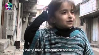 Syria children wishes in 2014