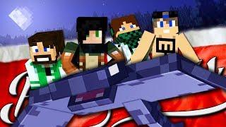 BATTAGLIA SUL DORSO DEL NUOVO MOB B - Minecraft ITA - BEDWARS w/ TearlessRaptor Marcy TheMark