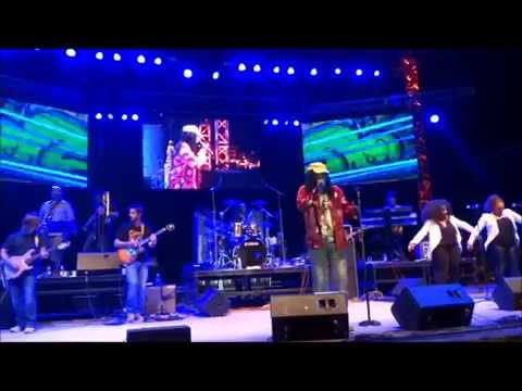 Alpha Blondy and The Solar System LIVE at Reggae On The River 2014