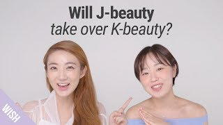 K Beauty VS J Beauty | The Differences Between Skincare To Makeup | What