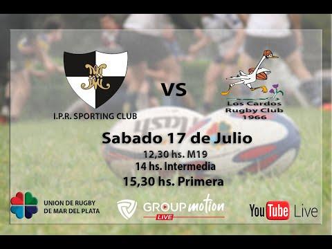 I.P.R. SPORTING CLUB vs LOS CARDOS CLUB (Tandil)