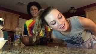 VLOG 1: baking with no hands